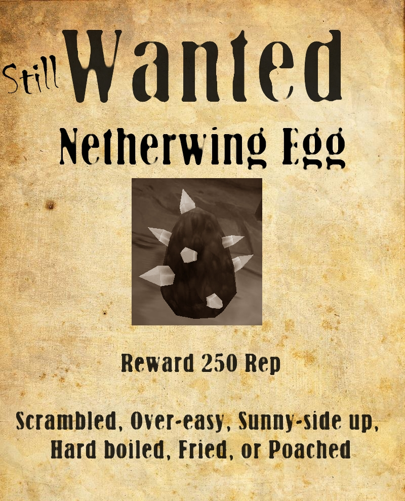 how to get a netherwing wow