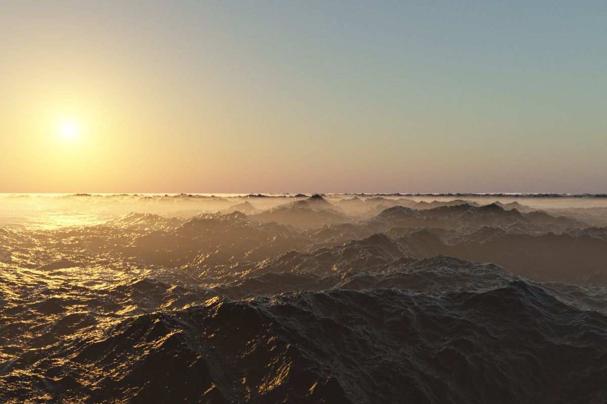 Sea mist by macsix