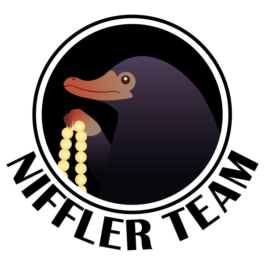 Niffler Team by FyeDFluorite