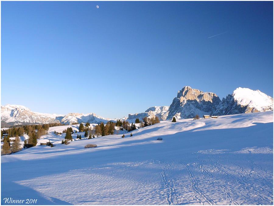 Alpe di Siusi III by W-i-nn-e-R