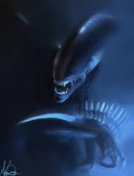 alien. by SaltIncarnate