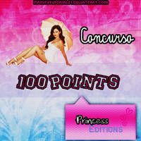 Concurso De 100 Puntos -NO MIO- by PrincessDesigns