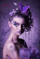 Violette by RubyRosy