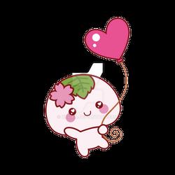 Commission: Valentines Mochi