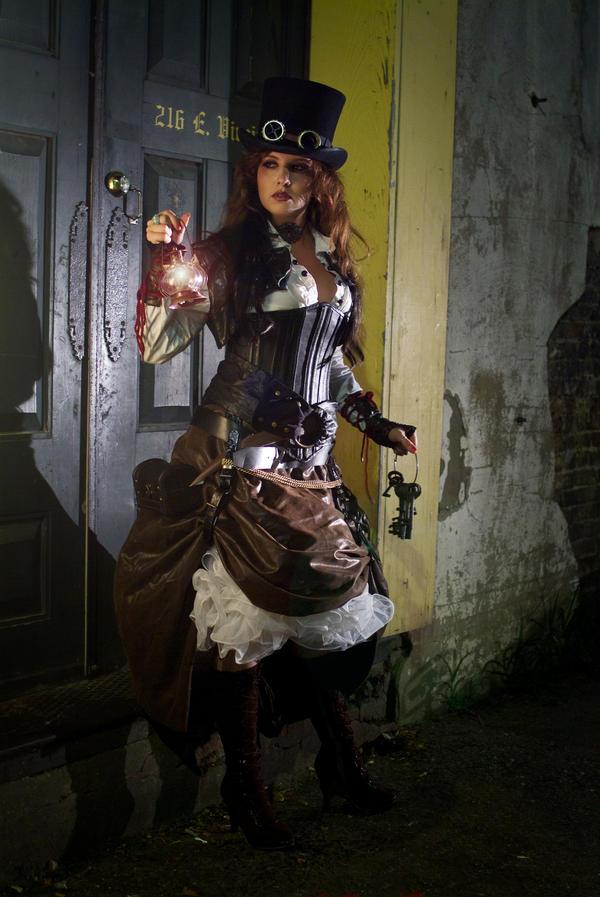 steampunk fashion 10