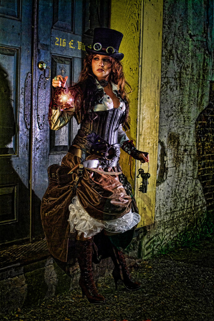 New and Improved Steampunk Pic 1 by DizyDezi