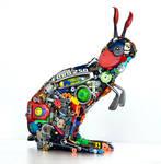 Midden Rabbit by livesteel