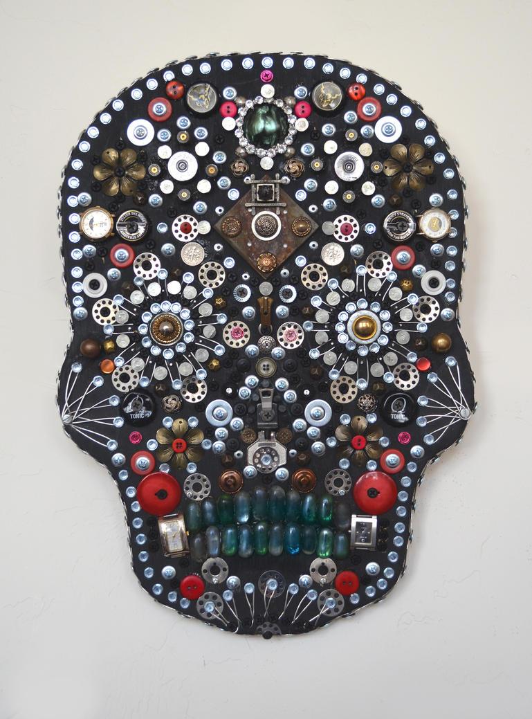 Skull by livesteel
