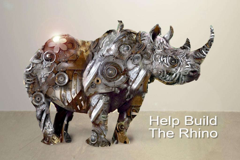 Help Build the Rhino by livesteel