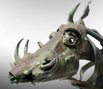 Warthog - detail