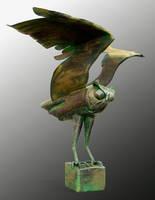 Horned Owl by livesteel