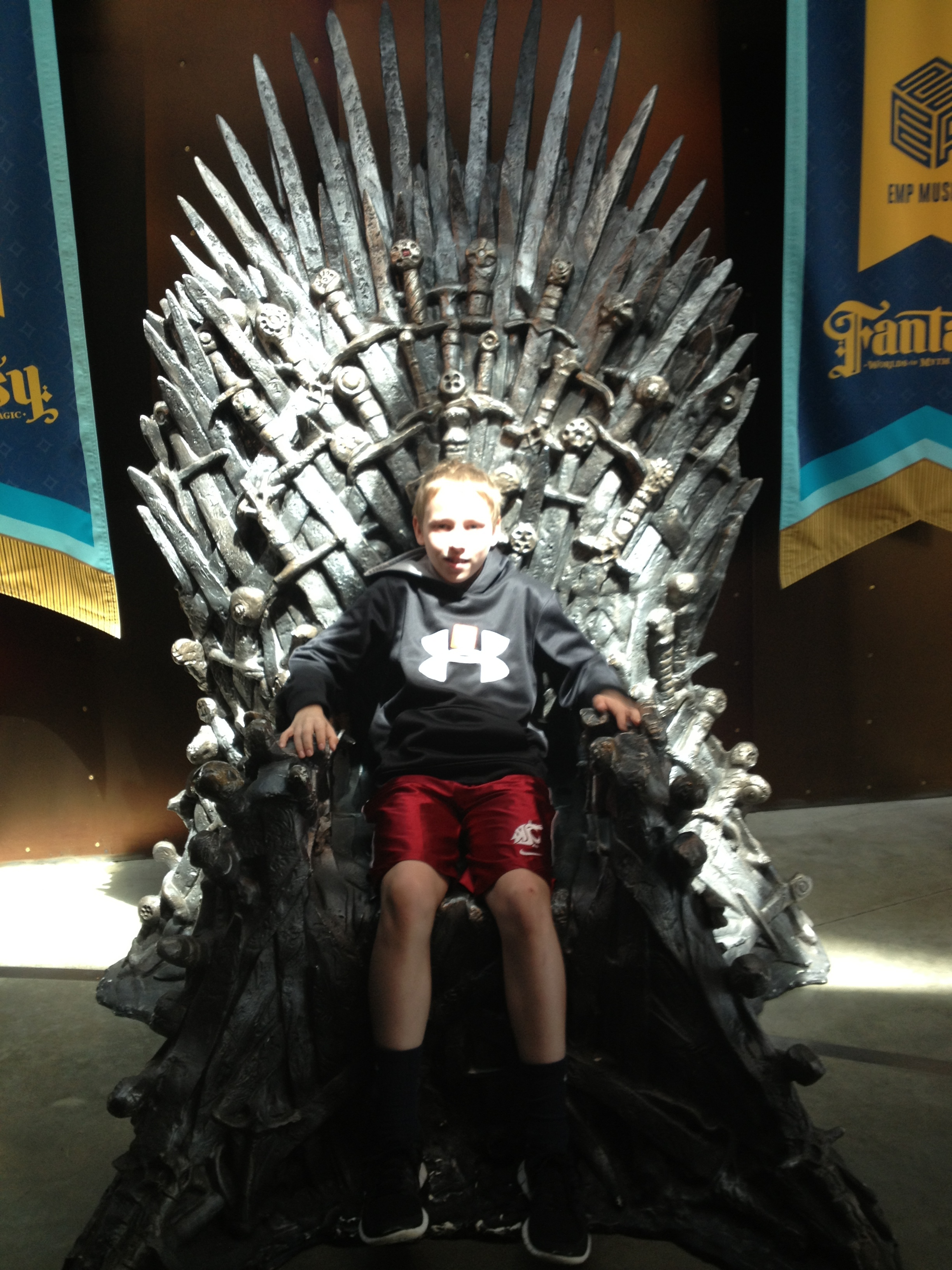 Game Of Thrones Chair By Epicdude48 On DeviantArt