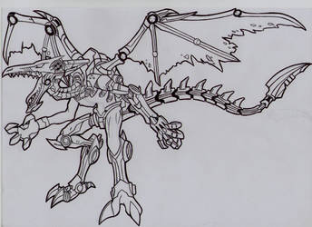 Metal Ridley 2 (base) by stefano-roca