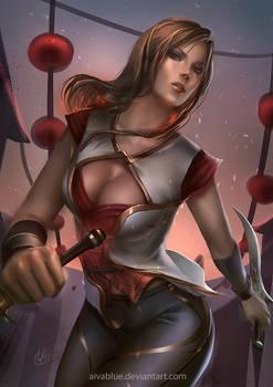Warring Kingdoms Katarina 2