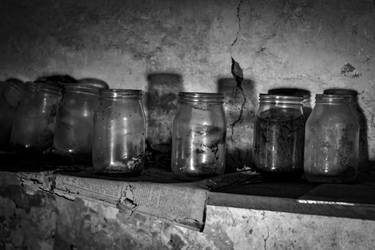 Down in the root cellar