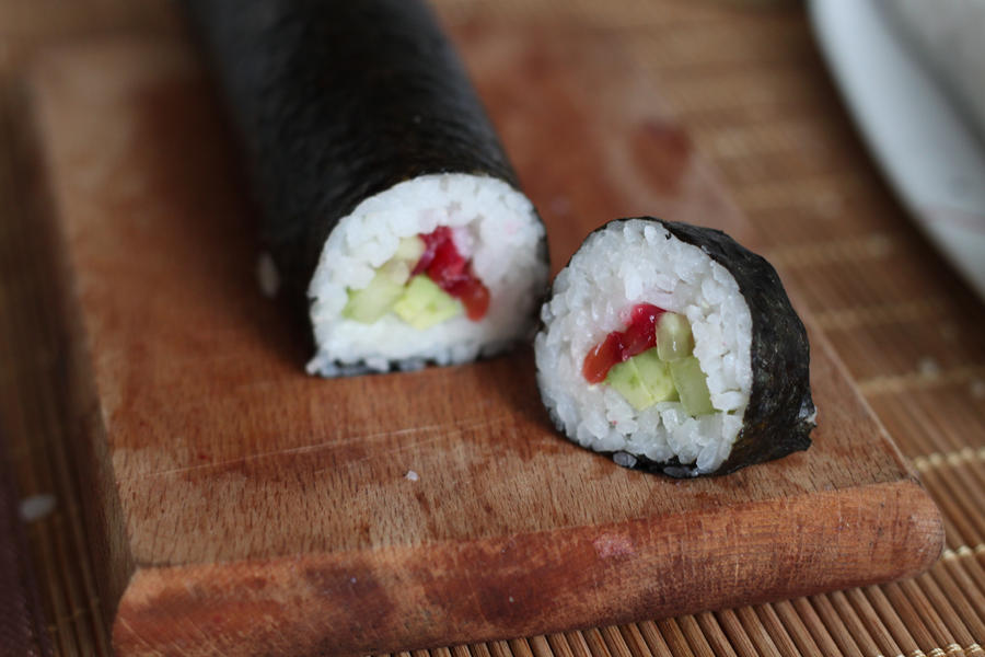 Maki Sushi by kupenska