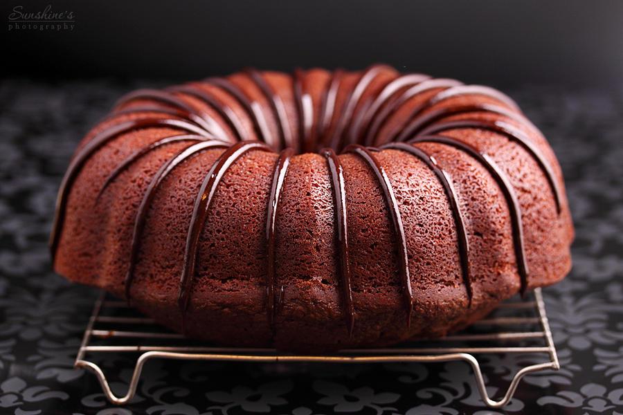 Chocolate orange cake by kupenska