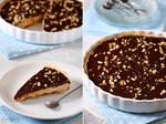 'Snickers' tart