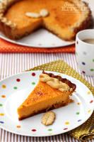Pumpkin pie slice by kupenska