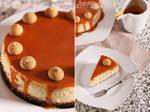 Amaretti cheesecake by kupenska