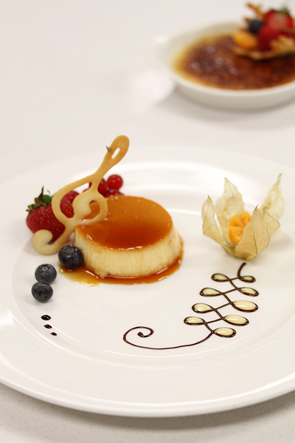 Creme Caramel by kupenska on DeviantArt