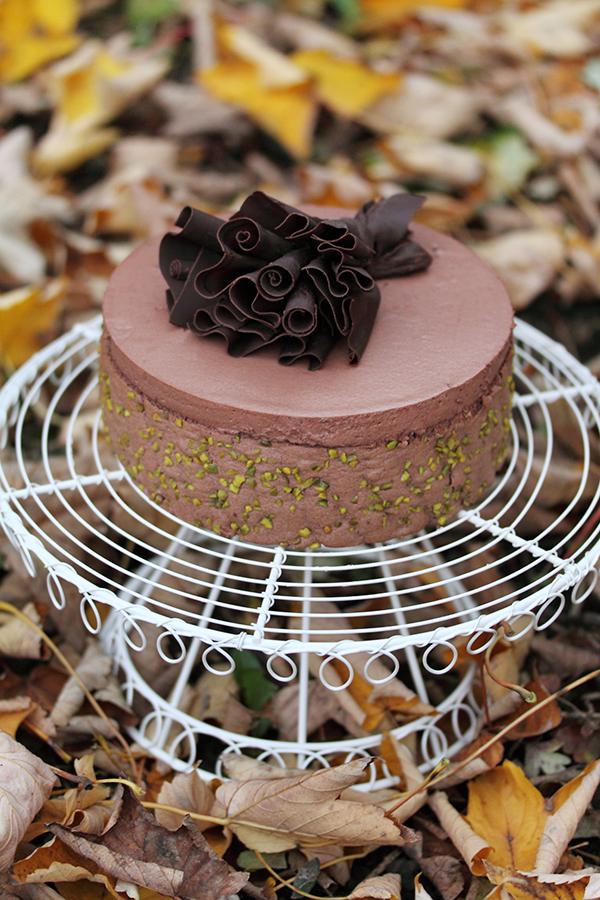 Charlotte au Chocolat by kupenska