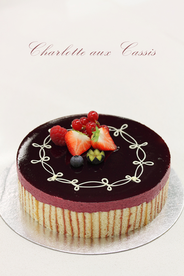 Charlotte aux Cassis by kupenska