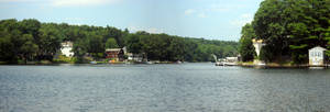 Lake Maspenock - Panorama
