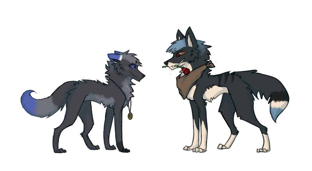 Request - Yumi and Akito by ThePuffox