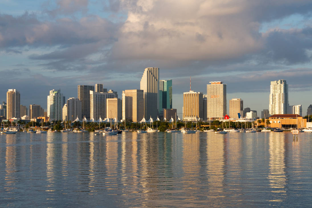 Miami, FL by zorinlynx