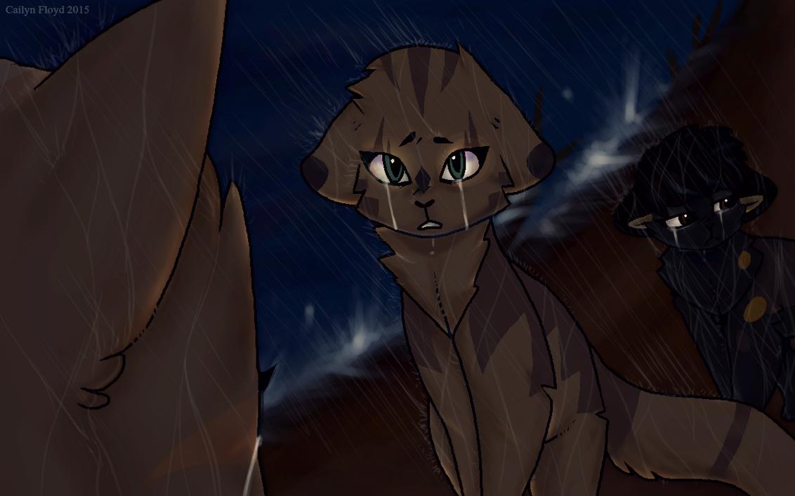 Oh, When it Rains it Pours by SketchyLilKitten
