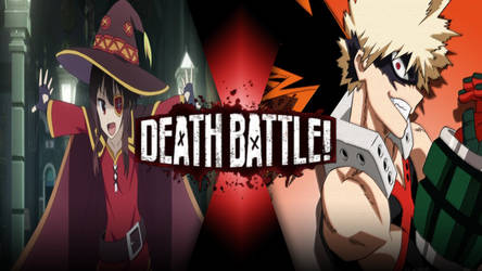 Bakugou Katsuki vs Megumin
