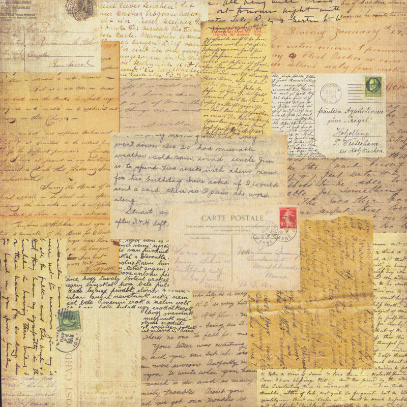 writing collage 1 by dofaust