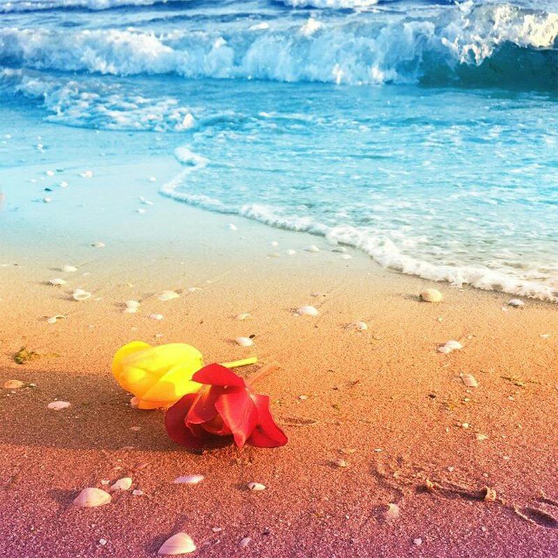Becky's Beach by dofaust