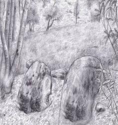 coarsegold landscape 2 by dofaust