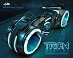 Tron Destiny light cycle