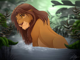 King of the Jungle by LobbyLane