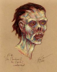A Phantom Unmasked by MadameGiry