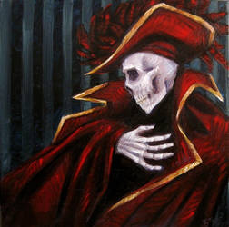 The Red Death by MadameGiry