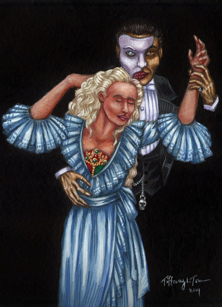 Darkest Dreams by MadameGiry
