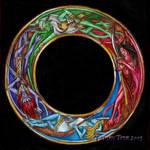 Gargoyles Color Wheel