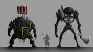 Armor render