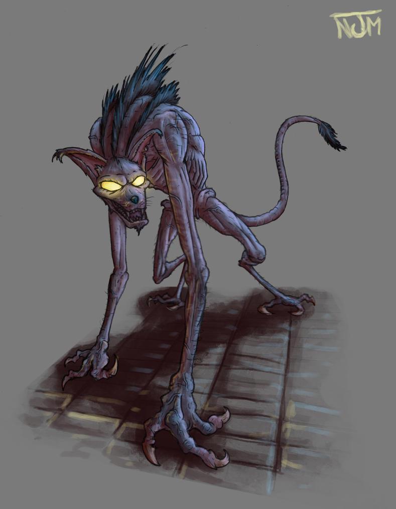 Werewolf by Binrod