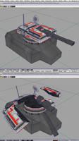 Battleship Cannon for Boss
