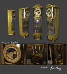 Project Exodus Clock