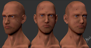 Ethan WIP 1 of 2 by KevinMassey