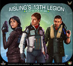 Elite Dangerous: Aisling's 13th Legion Recruitment