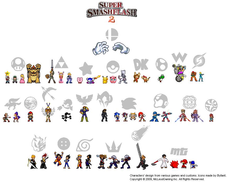 [Archive] Clichés de Tails The_Super_Smash_Flash_2_Icons_by_Byllant