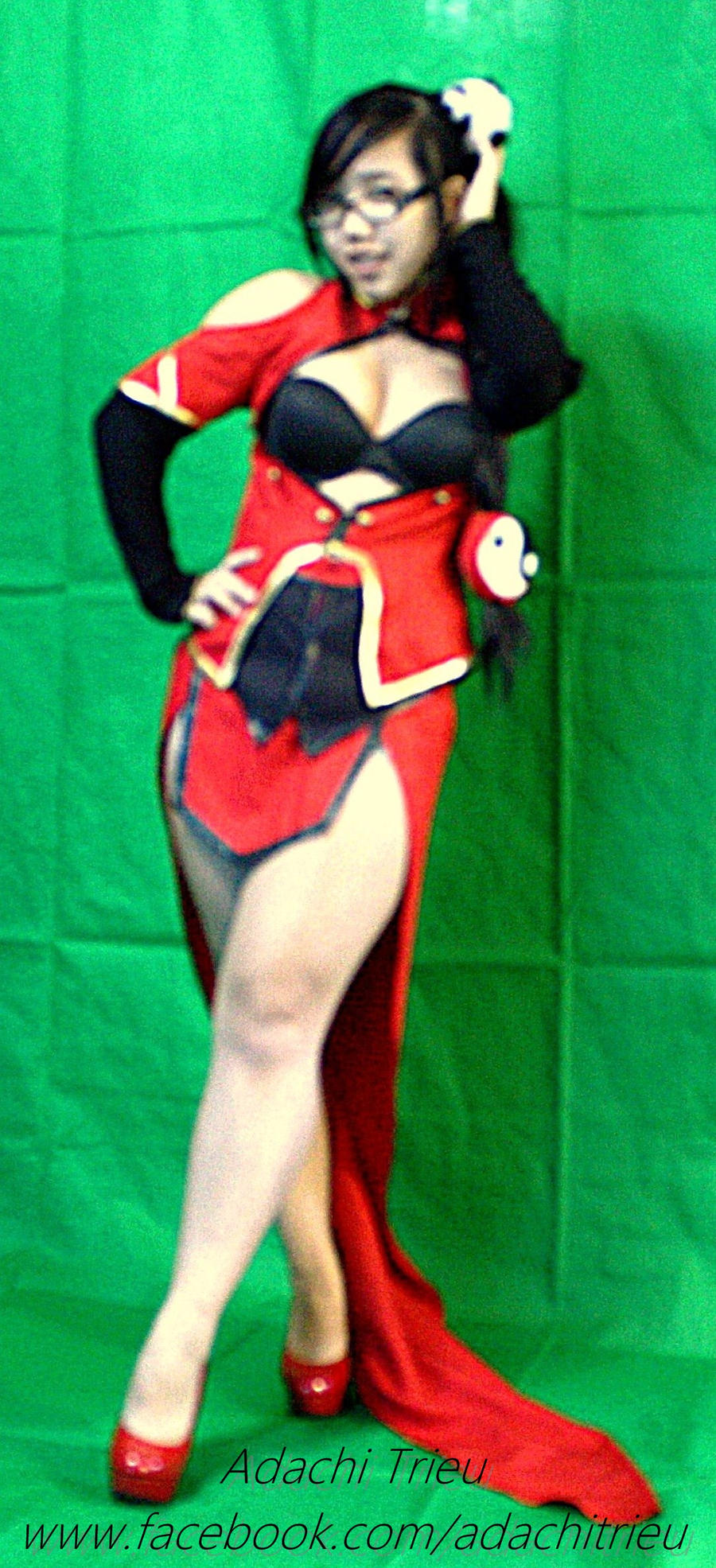Litchi Faye-Ling from the BlazBlue Series |