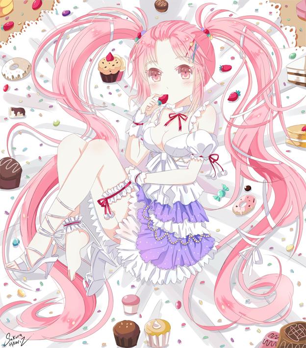 Sweet Amy by SakuraHikariz